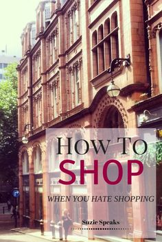 Find shopping a chore? Check out these helpful tips to ease the stress of busy shopping centres...
