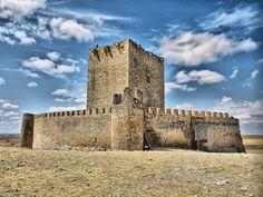 Castillo de Tiedra.Valladolid Spain.