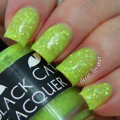 """Black Cat Lacquer """"Blister in the Sun"""" $5"""