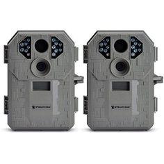 Trail Camera Cam Survival Prepper Game Cameras(2)  Hunting Spy Cam Animal Finder