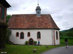 Amorsbrunn, Kapelle und ehemaliges Quellheiligtum mit Kultstätte - Amorbach