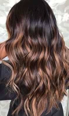 Nice 101+ Beautiful Hair Color Ideas for Brunettes https://bitecloth.com/2017/06/13/beautiful-hair-color-ideas-for-brunettes/