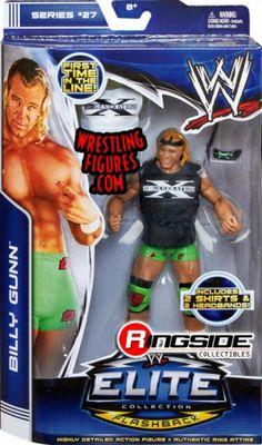 Billy Gunn - WWE Elite 27 | Ringside Collectibles