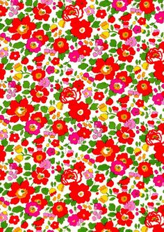 Betsy S Liberty Art Fabric   The Strawberry Thief @the_strawberry_thief