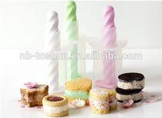 Plastic Mini Ice Cream Sandwich Maker,Home Portable Ice Cream Sandwich Maker And Cutter For Kids - Buy Sandwich Maker,As…