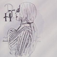 WEBSTA @ myfandomisanempire - Queen DJH #dinahjanehansen #fifthharmony #dinahjane #fifthharmony #5H #fifthharmonyfanart #fifthharmonyfanarts #5hfanart #fanart #artwork #art #artoftheday #artofdrawingg #sketch #sketchbook #illustration #instaart #instaartist #drawing #typography #market