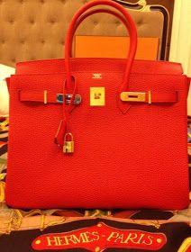 Provocative Woman: It's not a bag. It's a Birkin.