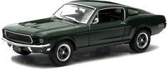 M2 Machines Hobby release 1 2010 1970 ford mustang: GREENLIGHT Hollywood Release 3 86431 BULLITT STEVE...