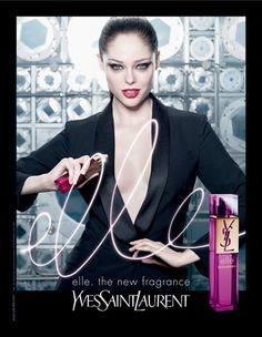 YSL Perfume ad