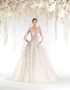 Editor's Pick: Ziad Nakad Wedding Dresses - MODwedding