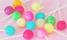 Lollipops #candy#sweet#sugar#colors