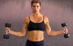 Get an athlete's physique—and power—with this fast and furious routine