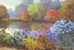 kent wallis painting - Google Search