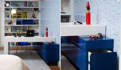 Design para inspirar: Organizar o quartos das crianças
