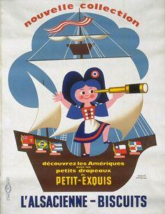 Memi The Rainbow: My favorite illustrators # 8 Hervé Morvan