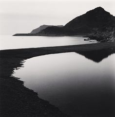Beach Scene, Manjae-do, Shinan, South Korea, 2012 by Michael Kenna