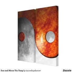 Shop Sun and Moon Yin Yang Canvas Print created by txcowboydancer. Half Sun Half Moon, Moon Painting, Beginner Painting, Art Drawings Sketches, Wall Art Sets, Source Of Inspiration, Paint Designs, Yin Yang, Canvas Prints