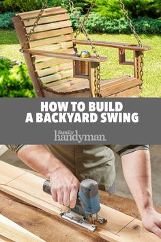 Best Home Diy Backyard House 57 Ideas Backyard Swings, Backyard House, Garden Swings, Garden Beds, Backyard Projects, Home Projects, Backyard Ideas, Play Houses, Bird Houses