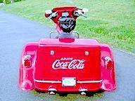Coca-Cola Trike