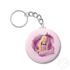 Gifts Under $5 - Customizable Barbie Keychains