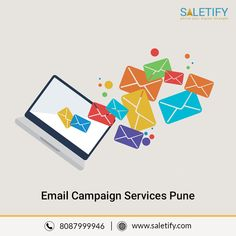 Marketing Campaign Pune - Saletify Saletify is a leading Bulk Email service provider and Email Marketing Company in Pune, India. We provide email marketing service using our own email database or using our client's database. Email Marketing Companies, Email Marketing Campaign, Placement Agencies, Email Service Provider, Best Seo Services, Best Email, Competitor Analysis, Business Entrepreneur, Pune