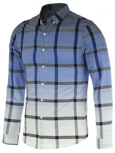 GET $50 NOW | Join RoseGal: Get YOUR $50 NOW!http://www.rosegal.com/mens-shirt/fashion-gradient-color-stand-collar-703544.html?seid=7106559rg703544