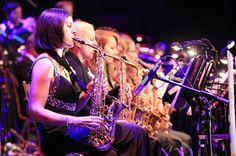 """""""Night of Music"""" in der Trierer Arena."""