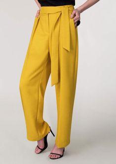 Mustard Wide Leg Pants Wide Leg Pants, Must Haves, Mustard, Spring Summer, Legs, Boutique, Fashion, Mustard Plant, Moda