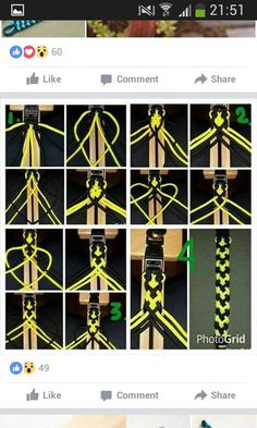 105 Best Parricord images in 2019 | Paracord knots, Paracord