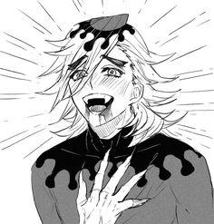 Demon Slayer, Slayer Anime, Fan Anime, Anime Art, Image Resources, Fanart, Anime Demon, Aesthetic Art, Cartoon Drawings