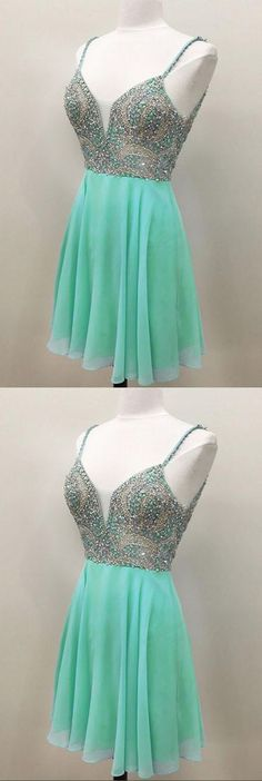 homecoming dress,short homecoming dress,homecoming dress,green dress