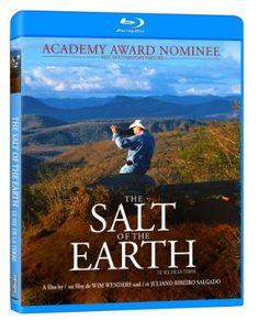 The Salt of the Earth Blu-ray (Le Sel de la Terre) (2014): Starring Sebastião Salgado, Wim Wenders and Juliano Ribeiro Salgado.