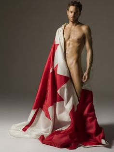 Shawn Ashmore poses for Canada Day the sexy beast! Shawn Ashmore, Ashmore Twins, X Men, Gorgeous Men, Beautiful People, Pretty People, Simply Beautiful, Beautiful Places, Divas