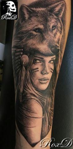 Tribal woman