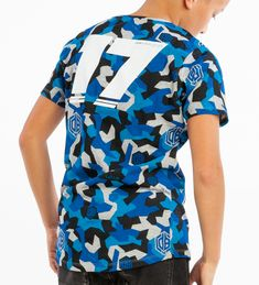 Camo shirt from the Daley Blind x Vingino collection. Daley Blind, Camo Shirts, Collaboration, Polo Ralph Lauren, Big, Summer, Mens Tops, T Shirt, Collection