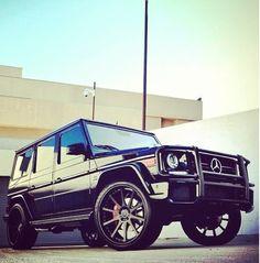 MB G-wagon