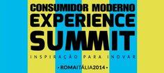 Consumidor Moderno Experience Summit 2014 traz o design thinking como tema principal, demonstrando novas formas de geração de valor a partir da perspectiva do cliente
