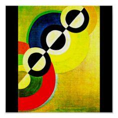 Poster-Classic/Vintage-Robert Delaunay 10