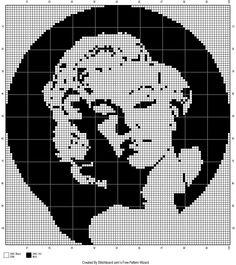 Marilyn şablonu