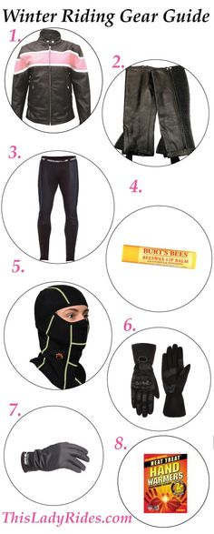 4742089f57 Find out the best winter riding gear to stay warm and extend your motorcycle  riding season with cold weather motorcycle gear and accessories.
