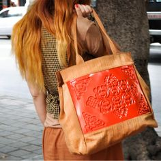Felissya Shoulder Bag - Red | MeDusa #HairGoals #MeDusa