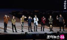 Dàn sao SM hội tụ tại buổi biểu diễn 'gia đình' hình ảnh 2