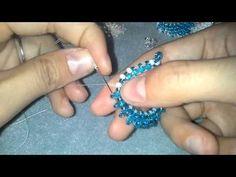 Tutorial 3: orecchini superduo by mimi993mimi