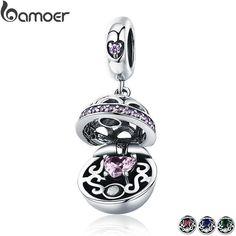 Bamoer Authentique S925 Sterling Silver Ring Star Trail empilable pour Femmes Cadeau