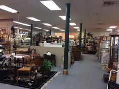 Bay Antique Center Is Michigan's Most Amazing Antique Mall