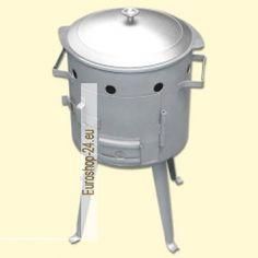 Für diejenigen, die im Freien kochen, und mehr noch in einem Kochtopf auf dem Feuer, Utschak - ist eine unbedingt notwendige Sache. Utschak für Kochtopf - ist ein Ofen, der für das Kochen von verschiedenen Gerichten auf dem Feuer verwendet wird. ...