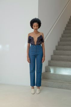 Maki Oh Spring 2018 Ready-to-Wear Fashion Show Collection