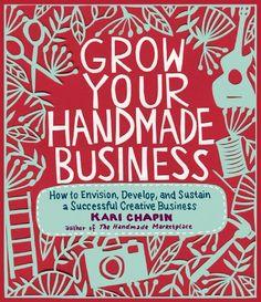 Grow Your Handmade Business von Kari Chapin http://www.amazon.de/dp/1603429891/ref=cm_sw_r_pi_dp_hKaywb1NK4XAW