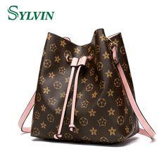 New Arrival Dual Purpose Two Straps Leather Women Bag Women Sholder Bag