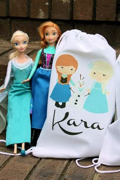 Personalized Toy Bags - Christmas Gift Idea! | Jane